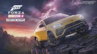 Forza Horizon 4 - Fortune Island Expansion Announcement