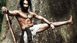 DHANUSH SIX PACK WORKOUT  2014