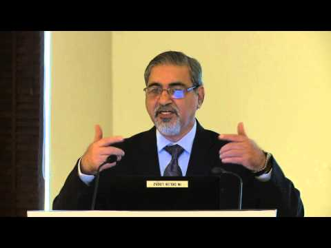 Dr. Arjun Badlani on Quality assurance in our schools: vision and objectives