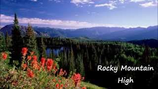 John Denver 34 Rocky Mountain High 34