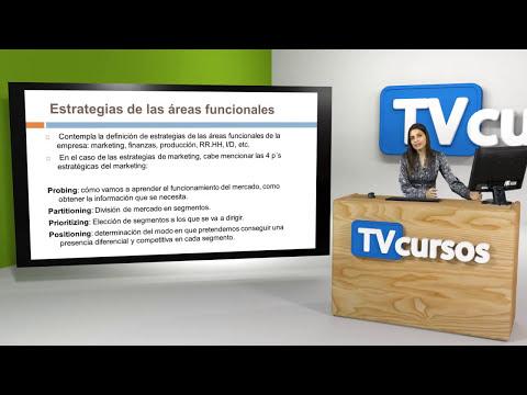 Unidades de Negocio y Áreas Funcionales - Estrategias de Empresa y Marketing - Parte 7/9