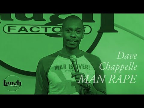 Dave Chappelle - Man Rape video