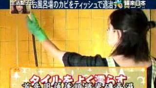 浴室縫隙黴菌如何清除 -- 生活點子王