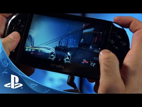 Destiny for PS4: PS Vita Remote Play Hands On