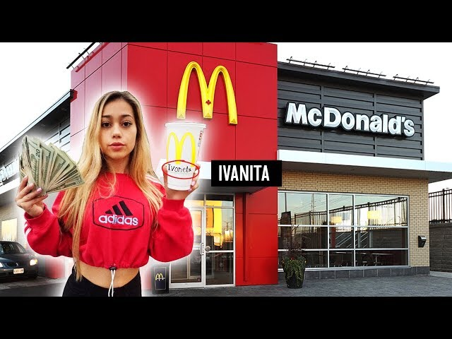 Giving McDonald's Employees $1000 If They Spell My Name Right! thumbnail