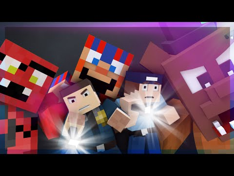 """Minecraft: Five Nights At Freddy's 2 """"HORROR GAME"""" w/FaceCam Ep.3"""