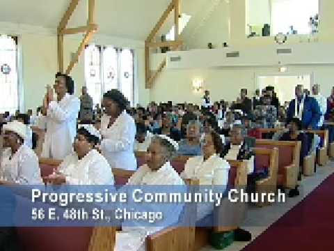 Chicago gospel -- A musical snapshot