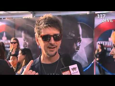 Scott Derrickson Director Doctor Strange Interview - Captain America: Civil War Red Carpet Premiere