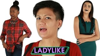 Women Face Their Fashion Fears For A Week • Ladylike