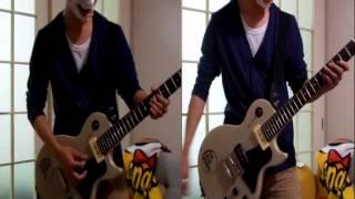 ELLEGARDEN 虹 guitar cover