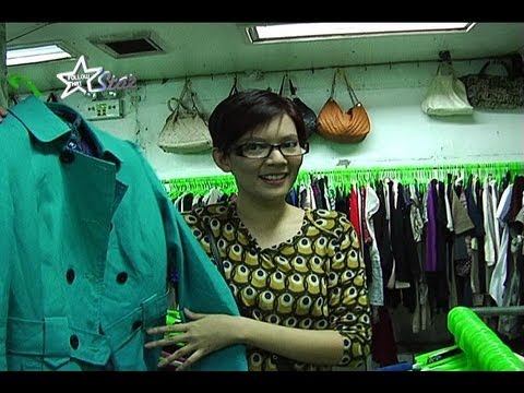 Ukay-ukay shopping with Chynna Ortaleza
