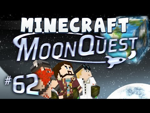 Minecraft Galacticraft - Moonquest 62 - Mr Plough video