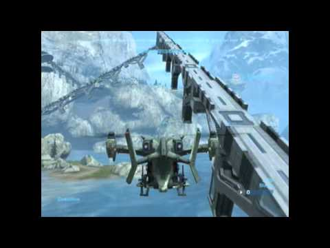 Halo Reach: Race to Witch Mountain v2