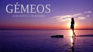 GÉMEOS - 26 DE AGOSTO A 1 DE SETEMBRO
