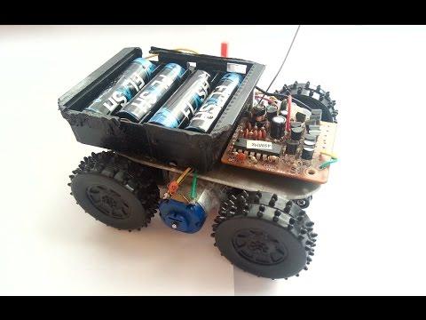 Ремонт машинки на радиоуправлении своими руками