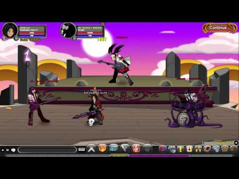 AQW Kimberly Solo and Mythsong review