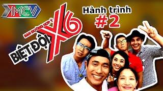 Biệt Đội X6 | Hành trình 2 | Kiều Minh Tuấn - Lan Trinh - Mây vs Cát Tường - Thiên Vương - Baggio.