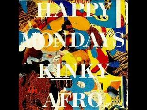 Happy Mondays - Kinky Afro (audio only)