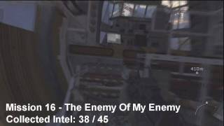 MW2 Intel Locations ACT 3