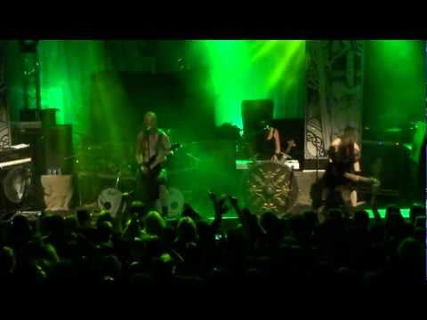 Ensiferum - The Ugly World Tour with Children Of Bodom