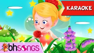 Mary, Mary Quite Contrary | Nursery Rhymes TV [ Karaoke Music 4K ]
