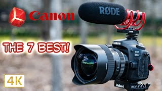 7 Features I love about the Canon 90D