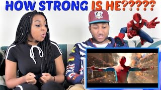 Spider-Man: Homecoming Trailer #2 REACTION!!!!