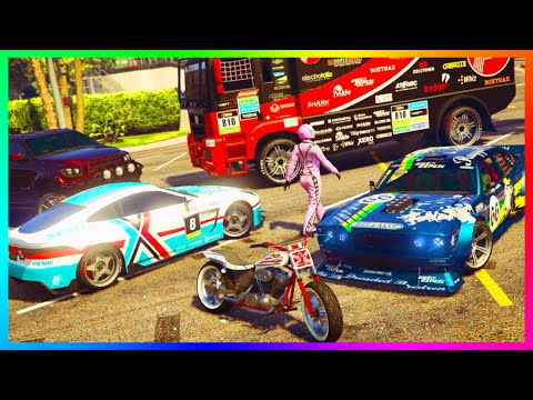 """GTA 5 DLC ULTIMATE NEW UNRELEASED """"CUNNING STUNTS"""" VEHICLES GAMEPLAY, CAR CUSTOMIZATION & MORE!"""