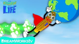 Farting Pickle Saves the WORLD! | YOUR COMMENTS COME TO LIFE