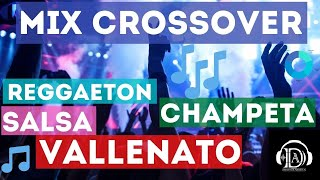 Download lagu MUSICA PARA DISCOTECA CROSSOVER (SALSA, VALLENATO,REGGAETON, CHAMPETA, AFRICANA) 2020