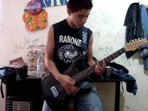 Pinhead (cover the ramones por cache) pinhead- the ramones live