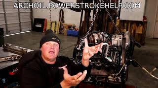 EMISSIONS CONTROLS ARE SHORTENING THE LIFE OF YOUR POWERSTROKE DIESEL ENGINE