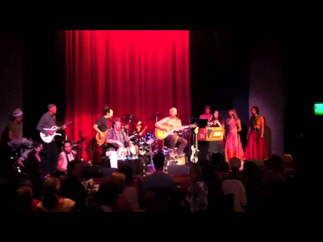 "Jai Uttal ""Queen of Hearts"" CD release @ Yoshi's San Francisco"