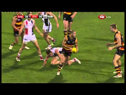 Round 8 AFL - Adelaide v St Kilda Highlights