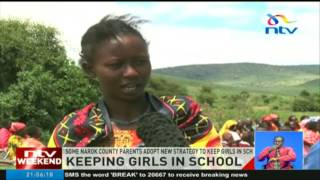 Narok parents adopt strategy to keep girls in school