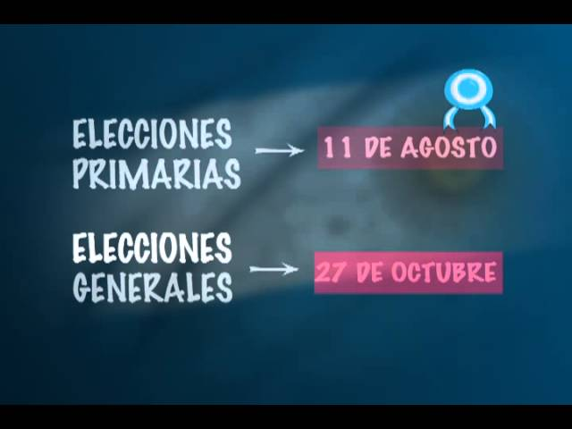 Elecciones 2013 - Libertad para elegir, responsabilidad para decidir