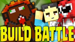MINECRAFT: TEAM BUILD BATTLE - WHO LET THE DOGS OUT?! TRADUTTORI INFAMI!! w/ANIMA