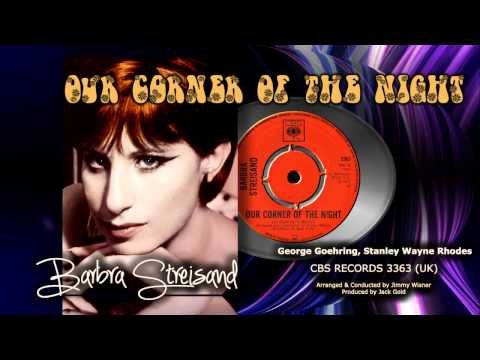 Barbra Streisand - Our Corner of The Night