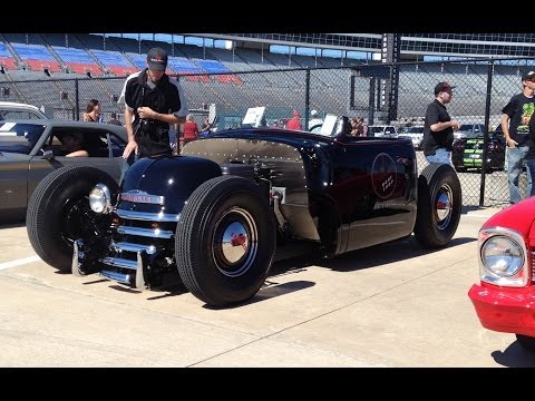 1954 Ratrod Chevy Truck   Tailpipe Turbo 235 Inline 6