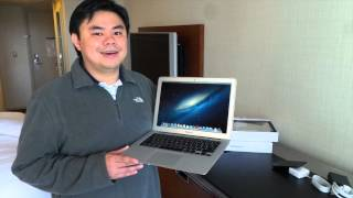 First Look: Apple MacBook Air 13-inch (Mid-2013)