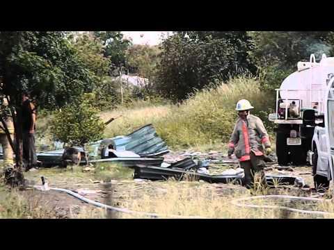 Explosión de Taller de Pirotecnia en Zacoalco