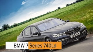 BMW 7 Series 740Ld Review