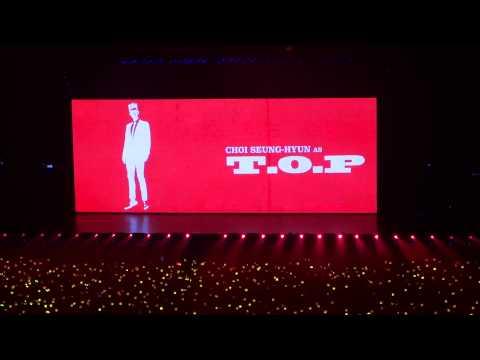 BigBang 빅뱅 - Opening trailer +뱅뱅뱅 Bang Bang Bang : 2015 WORLD TOUR 'MADE' in Singapore