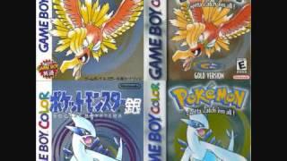 Title Screen (STEREO) - Pokémon Gold/Silver
