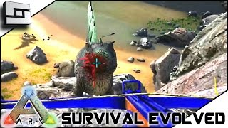 ARK: Survival Evolved - TAMING TWO SPINOS! S2E15 ( Gameplay )