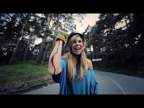 Carving the Mountains (longboard)
