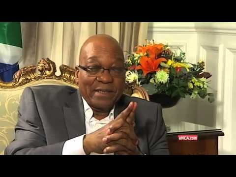 One on one with Jacob Zuma -- Part 2