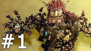 Knack - Part 1 Walkthrough No Commentary
