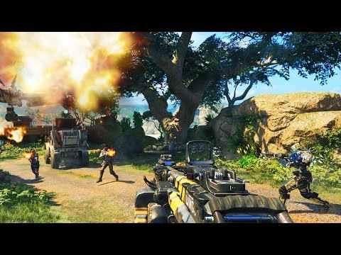 Black Ops 3 Beta - LIVE CHALLENGES! (Call of Duty BO3)