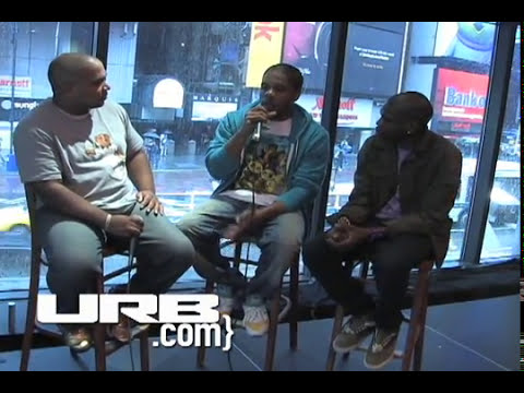 URB Presents: MTV Video Music Awards Rock City Interview